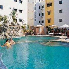 Отель LK Metropole Pattaya Таиланд, Паттайя - 1 отзыв об отеле, цены и фото номеров - забронировать отель LK Metropole Pattaya онлайн бассейн фото 3
