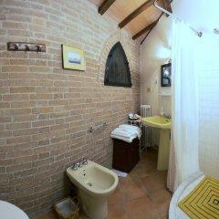 Отель Palazzo Dalla Casapiccola Италия, Реканати - отзывы, цены и фото номеров - забронировать отель Palazzo Dalla Casapiccola онлайн ванная