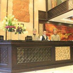 Golden Lotus Luxury Hotel интерьер отеля фото 2