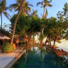 Отель Mimpi Resort Tulamben Dive and Spa бассейн фото 3