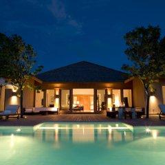 Отель COMO Parrot Cay бассейн