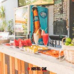 Отель Hostel Che Мексика, Плая-дель-Кармен - отзывы, цены и фото номеров - забронировать отель Hostel Che онлайн питание фото 3