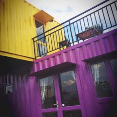 Queen Bee Hostel Далат гостиничный бар