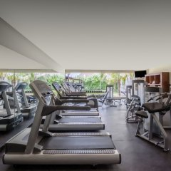 Отель Fiesta Americana Condesa Cancun - Все включено фитнесс-зал