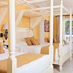 Отель Luxury Bahia Principe Esmeralda - All Inclusive Доминикана, Пунта Кана - 10 отзывов об отеле, цены и фото номеров - забронировать отель Luxury Bahia Principe Esmeralda - All Inclusive онлайн комната для гостей фото 4