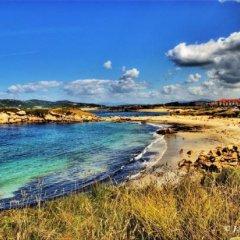 Hotel Abeiras пляж фото 2