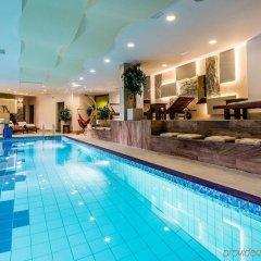 Отель Skalny Польша, Закопане - отзывы, цены и фото номеров - забронировать отель Skalny онлайн бассейн фото 2