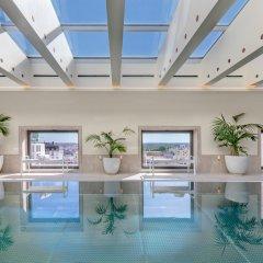 Отель Barcelo Torre de Madrid бассейн