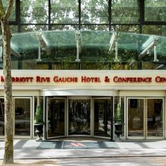 Paris Marriott Rive Gauche Hotel & Conference Center фитнесс-зал фото 4