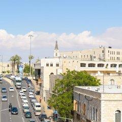 Royal View Hotel Израиль, Иерусалим - 4 отзыва об отеле, цены и фото номеров - забронировать отель Royal View Hotel онлайн балкон