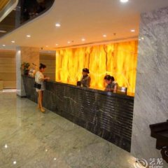 Отель Dadongyu Hotel Китай, Чжуншань - отзывы, цены и фото номеров - забронировать отель Dadongyu Hotel онлайн интерьер отеля фото 2