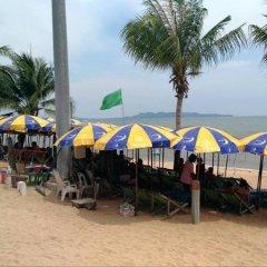Jomtien Garden Hotel & Resort пляж фото 2