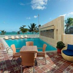 Отель Bahía Sardina Колумбия, Сан-Андрес - отзывы, цены и фото номеров - забронировать отель Bahía Sardina онлайн пляж
