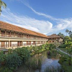 Отель Anantara Kalutara Resort Шри-Ланка, Калутара - отзывы, цены и фото номеров - забронировать отель Anantara Kalutara Resort онлайн приотельная территория фото 2