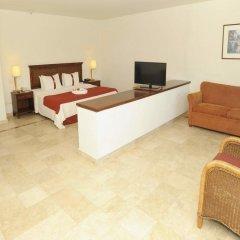 Отель Gamma de Fiesta Inn Plaza Ixtapa комната для гостей фото 3