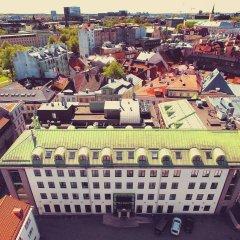 Отель Baltic Vana Wiru Таллин балкон