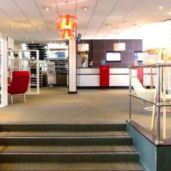 Отель Novotel Rennes Alma развлечения