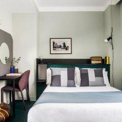 Hotel les Cigales комната для гостей фото 3