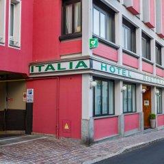 Hotel Italia Сан-Мартино-Сиккомарио парковка