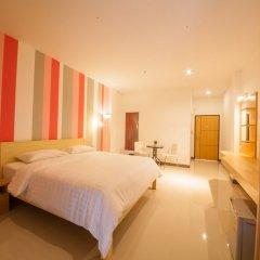 Отель T Sleep Place комната для гостей фото 2