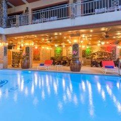 Отель Tiger Inn бассейн фото 2