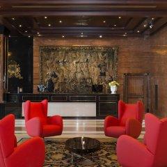 Hotel Melia Milano Милан интерьер отеля фото 3