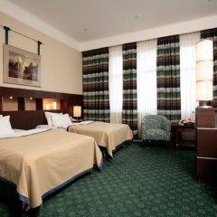 Гостиница Петр I 5* Стандартный номер с 2 отдельными кроватями фото 6