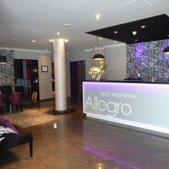 Отель Best Western Allegro Nation интерьер отеля