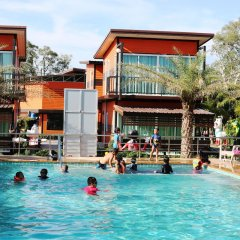Отель Rattana Resort Ланта бассейн