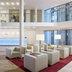 Отель INNSIDE by Meliá Dresden Германия, Дрезден - 2 отзыва об отеле, цены и фото номеров - забронировать отель INNSIDE by Meliá Dresden онлайн интерьер отеля