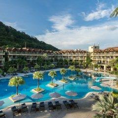 Отель Phuket Marriott Resort & Spa, Merlin Beach бассейн фото 3