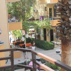 Bonjorno Apart Hotel Турция, Мармарис - отзывы, цены и фото номеров - забронировать отель Bonjorno Apart Hotel онлайн балкон