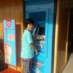 Best Stay Hostel At Lanta Ланта банкомат