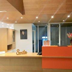 Отель Hôtel Casablanca Марокко, Касабланка - отзывы, цены и фото номеров - забронировать отель Hôtel Casablanca онлайн интерьер отеля фото 3