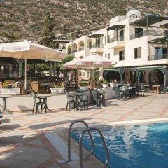Отель Anastasia Hotel Греция, Малия - отзывы, цены и фото номеров - забронировать отель Anastasia Hotel онлайн бассейн фото 3