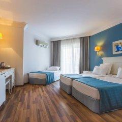 Отель Terrace Beach Resort комната для гостей фото 5