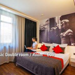 Bohem Art Hotel комната для гостей