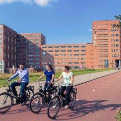 Mercure Hotel Amsterdam Sloterdijk Station спортивное сооружение