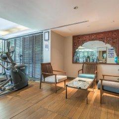 Отель Arcadia Suites Bangkok Бангкок фитнесс-зал фото 2