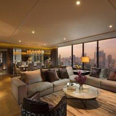 Отель Hilton Sukhumvit Bangkok Таиланд, Бангкок - отзывы, цены и фото номеров - забронировать отель Hilton Sukhumvit Bangkok онлайн интерьер отеля фото 2