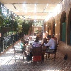 Отель Kasbah Sirocco Марокко, Загора - отзывы, цены и фото номеров - забронировать отель Kasbah Sirocco онлайн питание