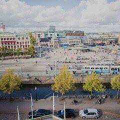 Отель Radisson Blu Scandinavia Hotel Швеция, Гётеборг - отзывы, цены и фото номеров - забронировать отель Radisson Blu Scandinavia Hotel онлайн парковка