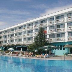 Отель ZEFIR Солнечный берег бассейн фото 3