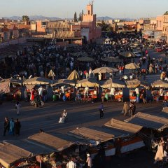 ibis Marrakech Palmeraie Hotel пляж фото 2