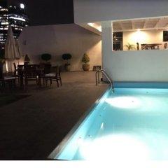 Отель Royal Reforma Мехико бассейн