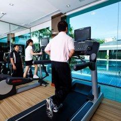 Отель Royal Princess Larn Luang фитнесс-зал фото 2