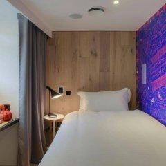 Отель Grassmarket hotel Великобритания, Эдинбург - 1 отзыв об отеле, цены и фото номеров - забронировать отель Grassmarket hotel онлайн комната для гостей фото 2