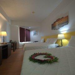 Отель Grand Plaza Hotel Гуам, Тамунинг - 1 отзыв об отеле, цены и фото номеров - забронировать отель Grand Plaza Hotel онлайн комната для гостей фото 3