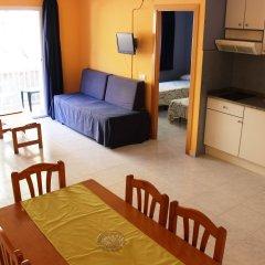 Отель Apartaments AR Nautic Испания, Бланес - отзывы, цены и фото номеров - забронировать отель Apartaments AR Nautic онлайн комната для гостей фото 5