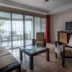 Отель Manava Suite Resort Tahiti комната для гостей фото 5